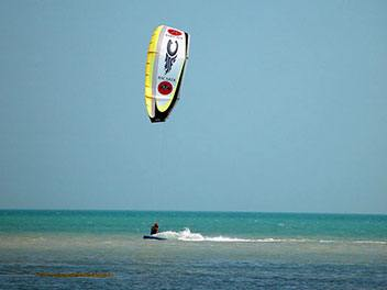 Corso di spagnolo + kitesurf 1