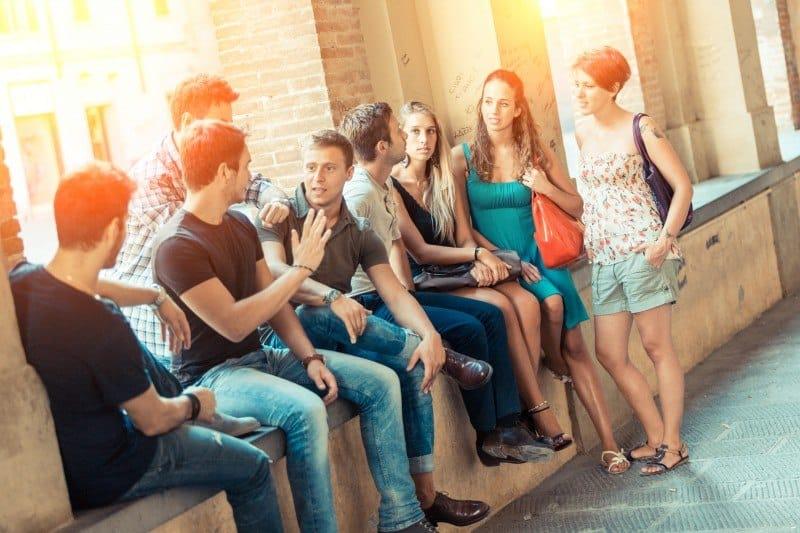 Gruppi scolastici a Valencia 3