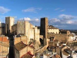 Castillo de Buñol-tour-dei-castelli-di-valencia