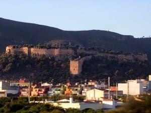 Castillo de Corbera-tour-dei-castelli-di-valencia