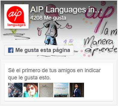 AIP language Institute Facebook page